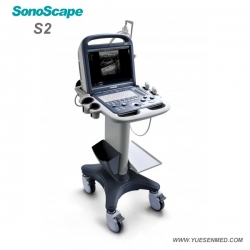 Ultrasonido Doppler Color Portátil Veterinario S2V