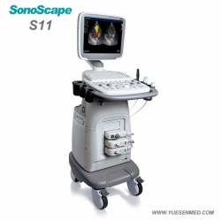 Equipo de Ultrasonidos Doppler Color SonoScape S11