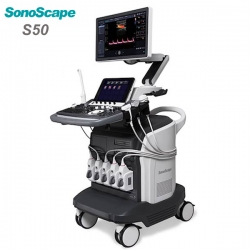 Equipo de Ultrasonidos Doppler Color SonoScape S50