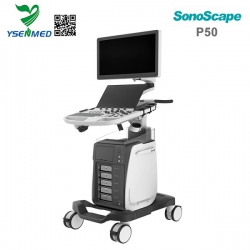 SonoScape P50 Ultrasonido doppler color avanzado