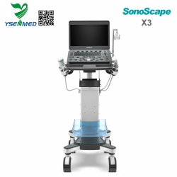 Ysenmed Selling SonoScape X3 Portable 4D Color Doppler Ultrasonido Escáner