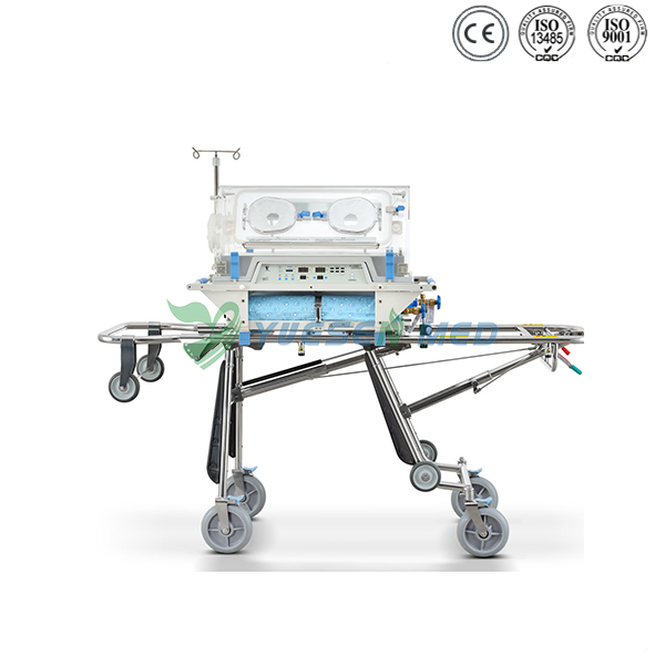 First-aid Infant Care Ambulance Use Transport Baby Incubator YSBT-200